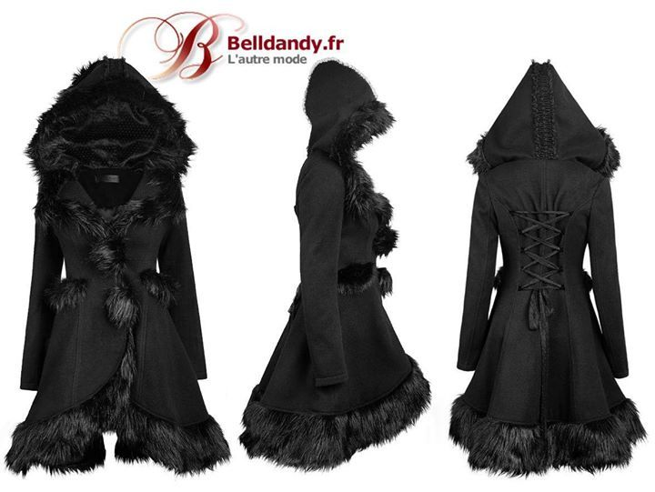 Manteau Gothique Gothic Lolita Romantique Dolly  http://www.belldandy.fr/manteau-gothique-gothic-lolita-romantique-dolly.html https://www.facebook.com/belldandy.fr/photos/a.338099729399.185032.327001919399/10154532564484400/?type=3