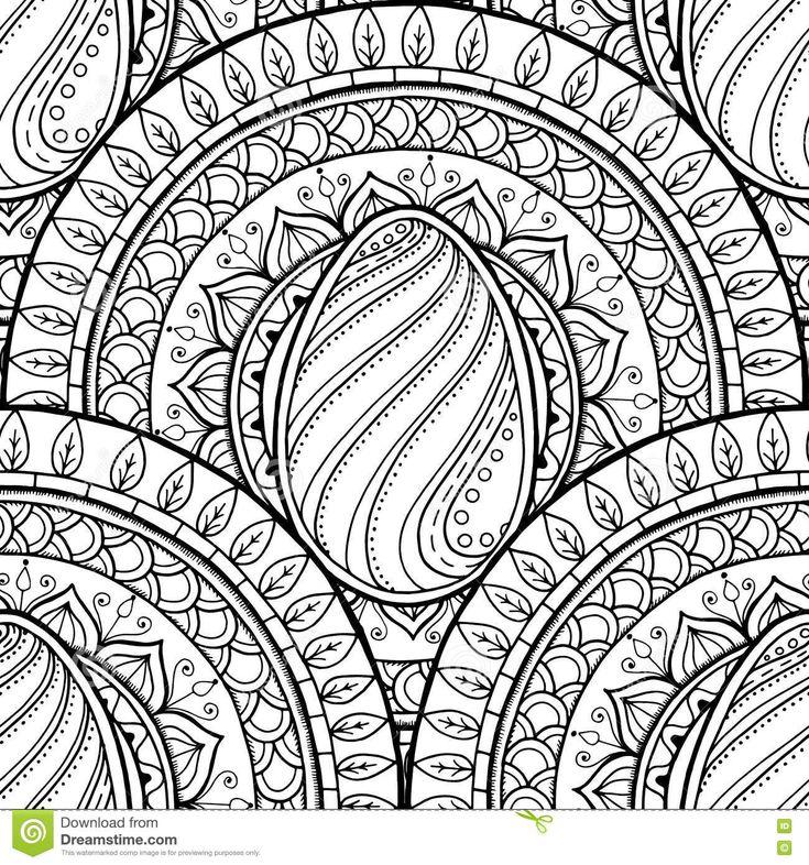 mandala-di-tema-di-pasqua-con-l-uovo-di-scarabocchio-modello-floreale-etnico-progettazione-bianco-e-nero-fondo-senza-cuciture-71810336.jpg (1300×1390)