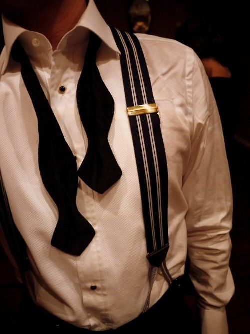 The Best Part About Black Bowties Untying It And Letting