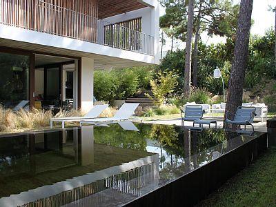 Cap-Ferret entre bassin et océan - Villa d'architecte - Bassin de nage - Bassin d'Arcachon | Abritel