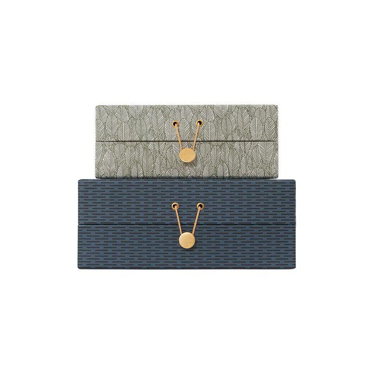 Mixed Box 2-Pcs £30. - RoyalDesign.co.uk