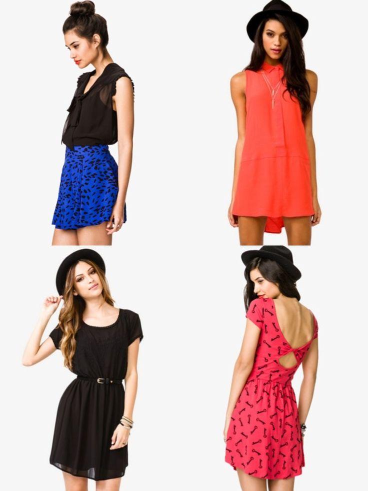 abbinamenti vestiti ragazza primavera - Cerca con Google