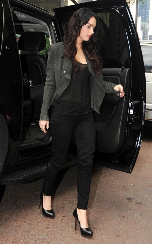 Megan Fox - outfit
