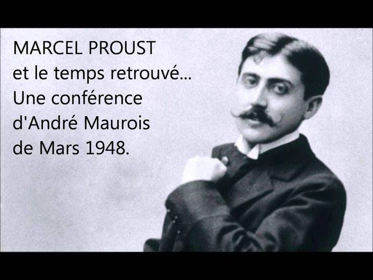André Maurois : MARCEL PROUST (4)