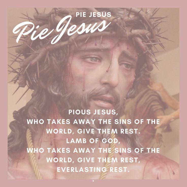 Pie Jesus