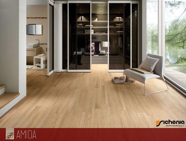 #parquet o #mattonelle? Scegli il nuovo #gresporcellanato effetto parquet, abbina la praticità delle piastrelle con il calore del legno, solo da Amida!