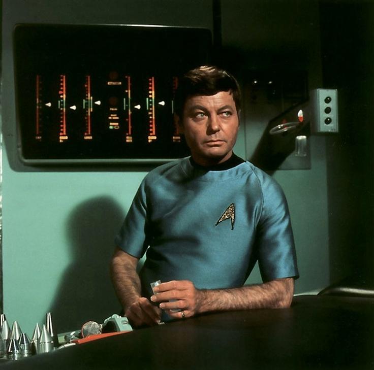 Star Trek Mccoy Actor: Dr  Leonard McCoy – Quotes of the Day