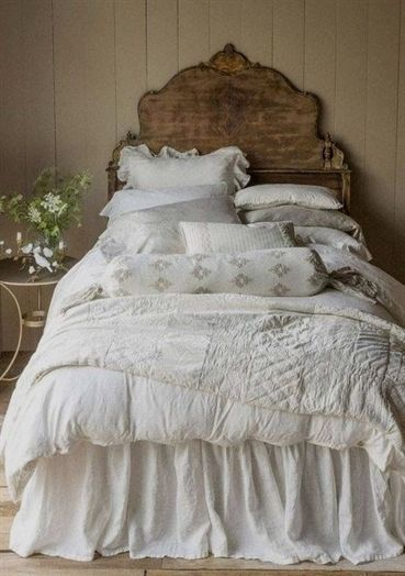 French Country Bedroom Ideas #BedroomFurniture French country in