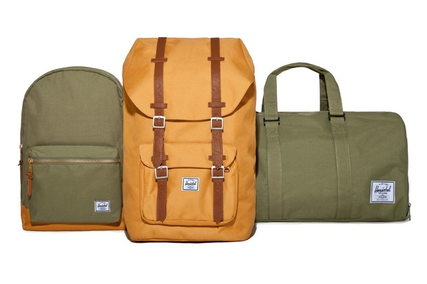 I need this backpack! Herschel Supply Co. 2012 Holiday Collection | Hypebeast