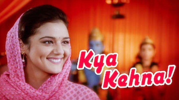 Sinopsis Kya Kehna Film India Tayang Di Antv Jumat 7 2 2020 Pukul 09 30 Wib Di 2020 Film Film Bollywood Saif Ali Khan