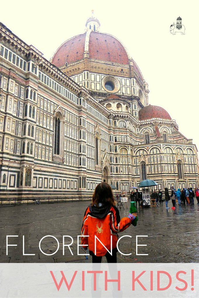 A Family-Friendly Tour of Florence with @livitaly