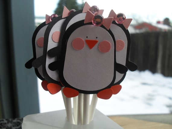 Toppers... Good idea to make your own for any genders birthday cupcakes :-)