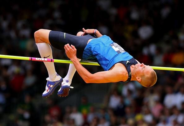 Jesse Williams - Olympics 2012 High Jump