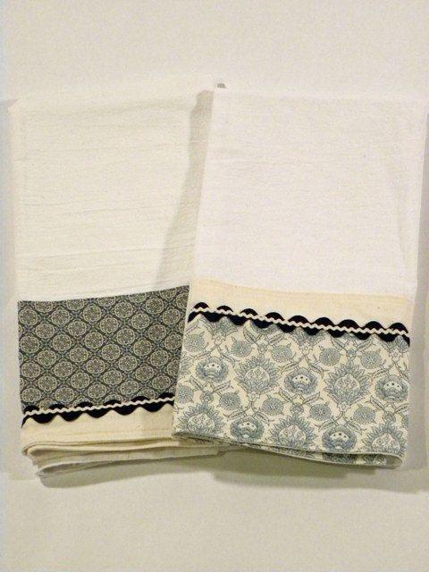 toalhas do lavabo