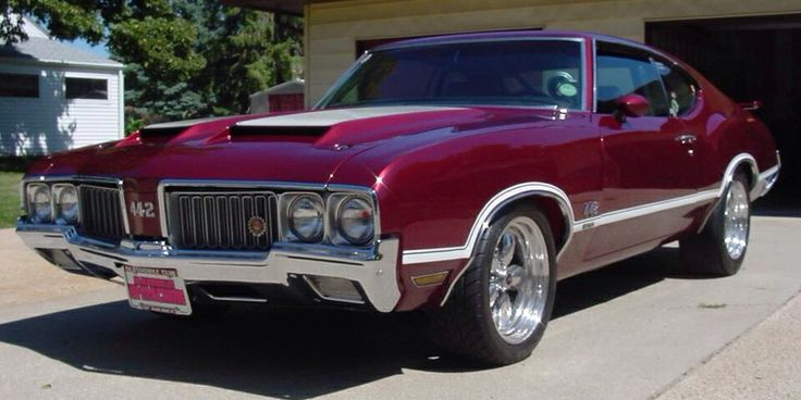 17 Best Images About 442 Olds On Pinterest