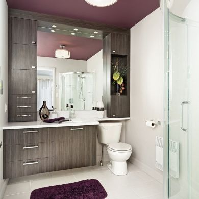 140 best Salle de bain images on Pinterest Bathrooms, Bathroom and
