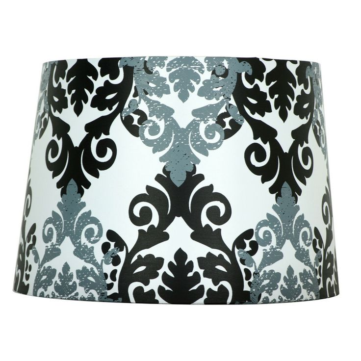 23 best Black Drum Lamp Shade images on Pinterest   Drum ...
