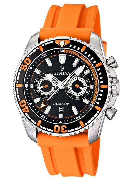 Festina watch $210  available at www.xobijoux.com