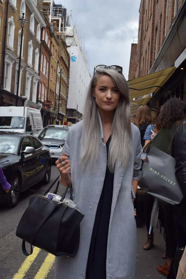 London Fashion Week | Street Style | In the Frow