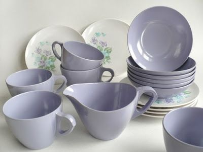 melmac dishes are durable plastic dinnerware that gained popularity in the and they are made from a melamine resign and c