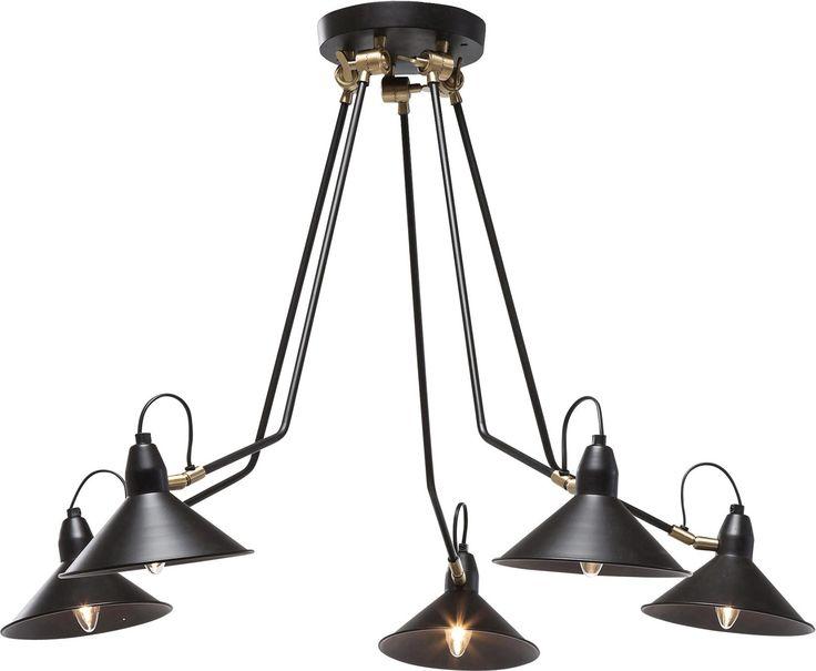 deckenleuchte spider kürzlich abbild und acffefedbca kare design ceiling lamps