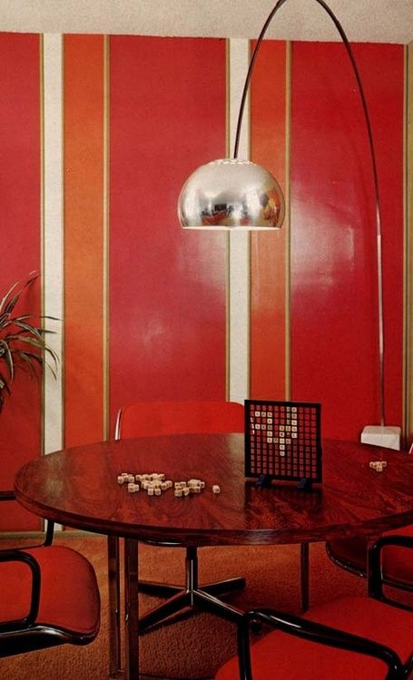 292 best images about 70s interiors on pinterest 1970s for Interieur 70 jaren