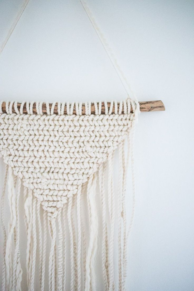 How To Make A Macrame Wall Hanging 24 best macrame images on pinterest | macrame wall hangings