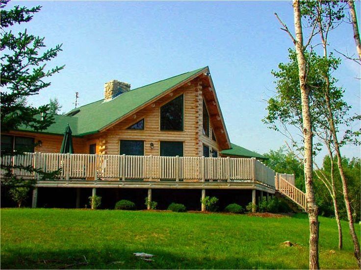 99 best Cedar & Timber Frame Homes images on Pinterest | Fantasy ...