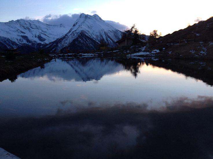 Lago delle rane, Pian dell'Alpe, Val Chisone
