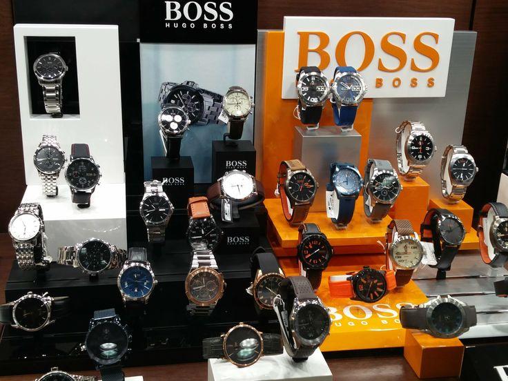 Turn heads with the flick of a wrist Αρρενωπά, κομψά ρολόγια BOSS της Hugo Boss σε εκπληκτικό design που λατρεύουν οι άνδρες και γοητεύει τις γυναίκες   Τσαλδάρης στο Χαλάνδρι #watches #hugoboss