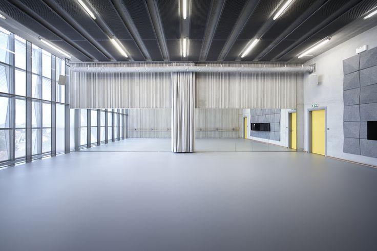 Gallery of Dance School Aurélie-Dupont / Lankry architectes - 10