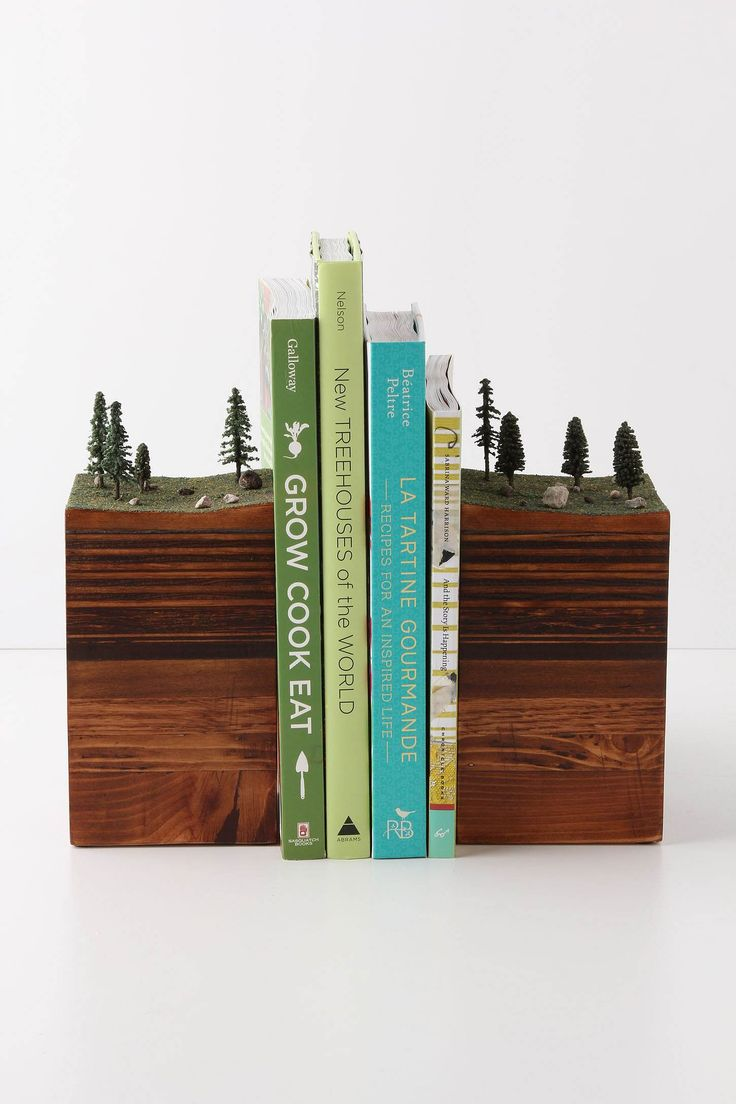 Bookends Of The Earth, Anthropologie.