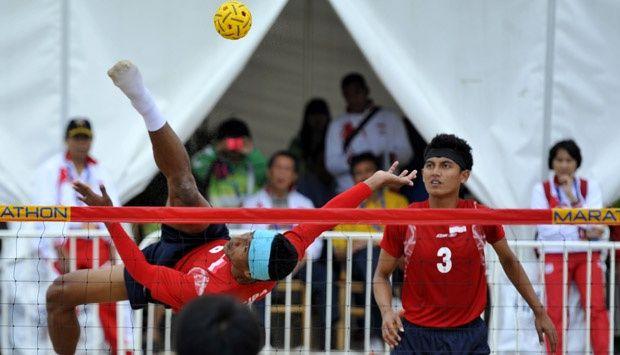 Indonesia Kembali Kantongi Tiga Perunggu Asian Beach Games - Tempo