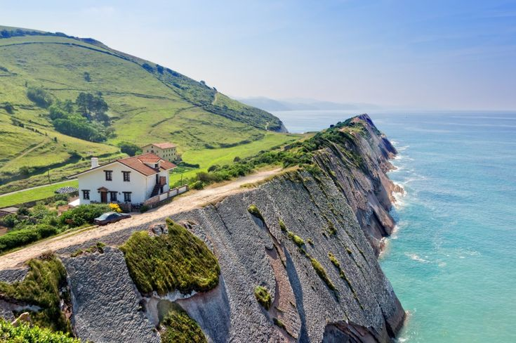 Zumaia, País Vasco  Zumaia, Basque Country