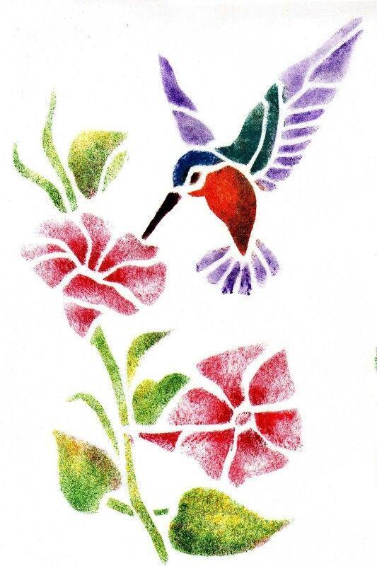 hummingbirds & clipart
