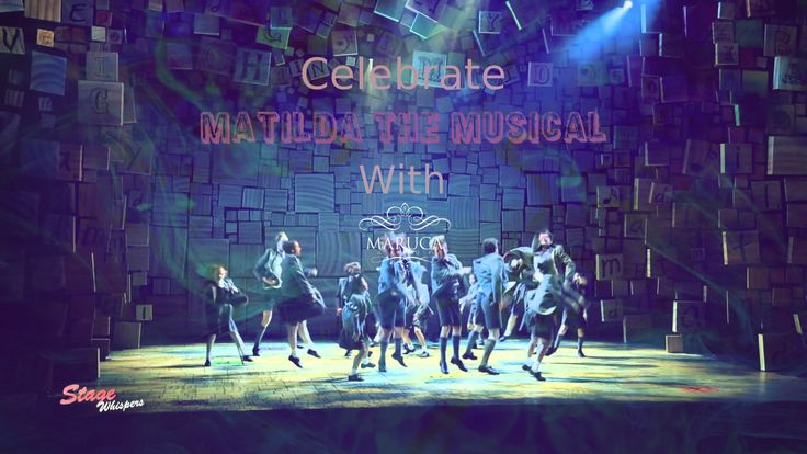 Ready for some music and fun? Matilda the Musical is arriving this May. For Professionally managed villas around the world <3-The Maruca Group For Details: please contact us @themarucagroup Reservations@themarucagroup.com www.themarucagroup.com +1305-218-5216 #Palmsprings #Travelersguide #Southbeach #TheMarucagroup #Bahamas #richardAstbury #michaelBegley #oliverBrooks # colletteColeman #craigeEls #mariaGraciano #elliotHarper  #danielHope #danielIoannou #kateKenrick #katieLee #fergalMcgoff…