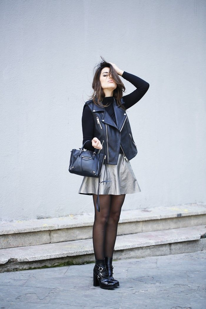 We All Have Black Booties, Right? 25 Ways to StyleThem | StyleCaster