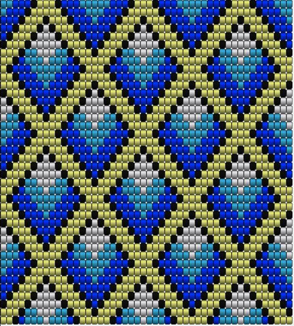 Gaaf patroon