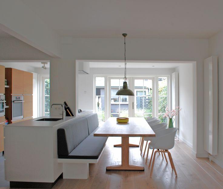 Verbouwing: ontwerp en indeling van het interieur door Jolanda Knook interieurvormgeving. www.jolandaknook.nl