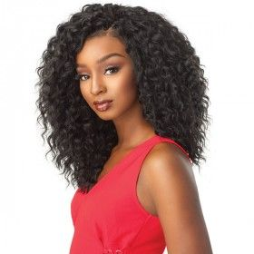 Sensationnel African Collection SNAP 3x Pre-Looped Crochet Braid BRAID OUT 12 Inch