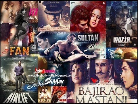 Top 10 Bollywood Box Office Hits Till 2016 - Top 10 Highest Grossing Bol...