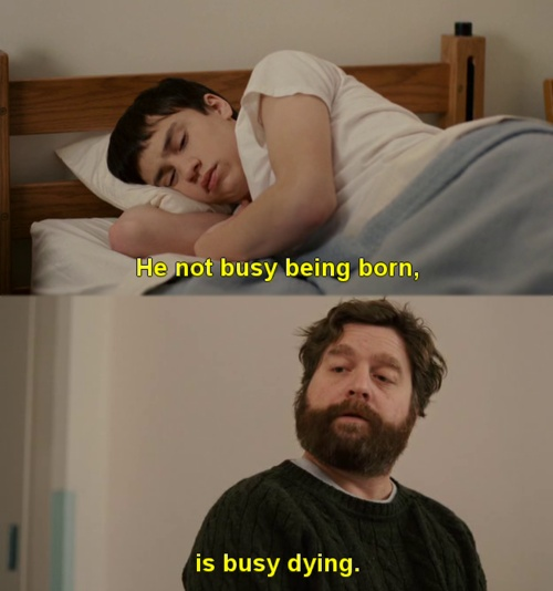 It's Kind of A Funny Story -such a good movie