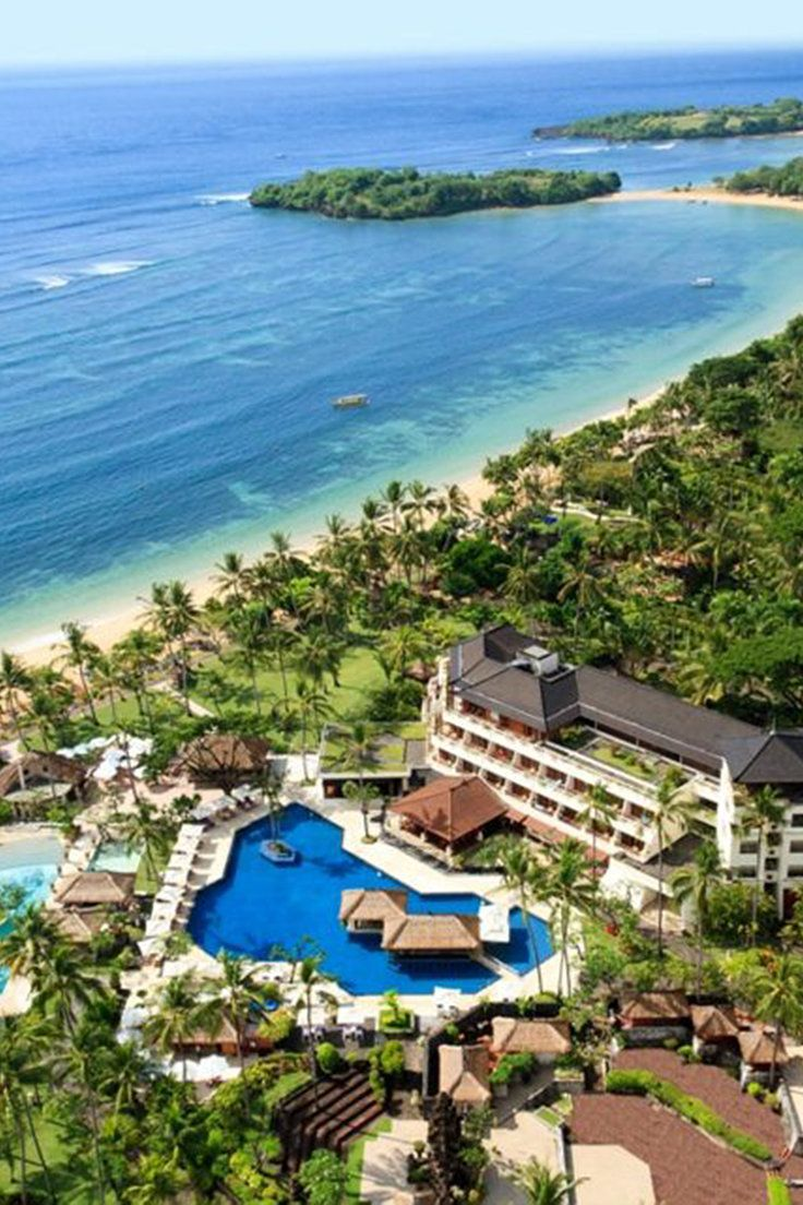 Nusa Dua Beach Hotel & Spa - Nusa Dua, Indonesia - Nusa Dua Beach Hotel and Spa is a rambling resort oasis on the Nusa Dua Peninsula.