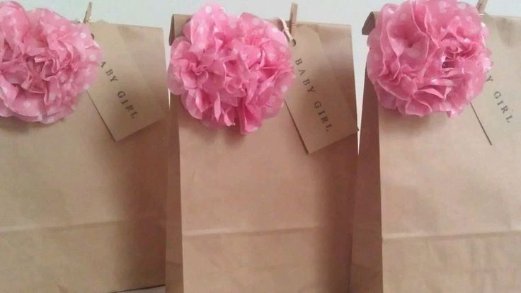 Vintage Brown Paper Favour Bags/Wedding/Christening/Party/Hen