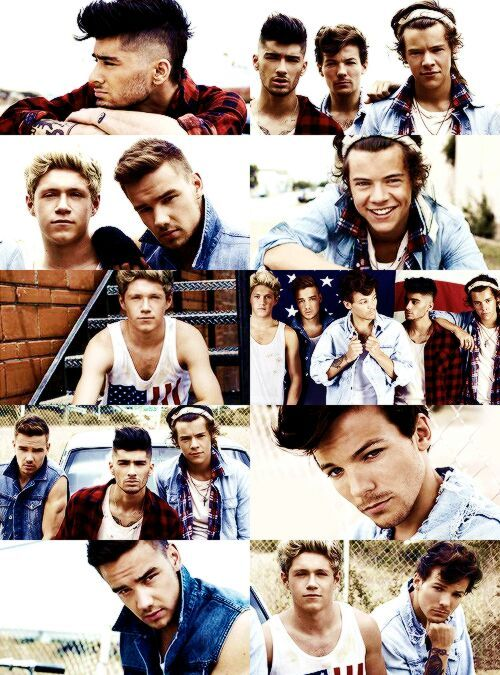 One Direction Photoshoot 2013 Fabulous