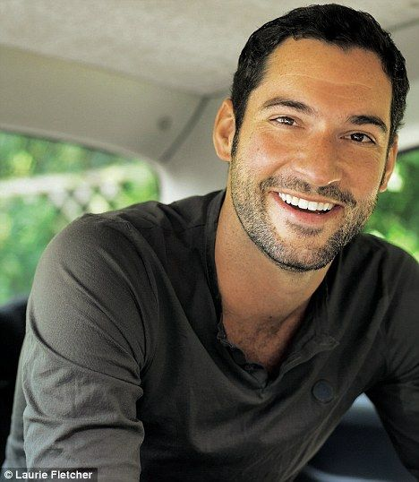 Tom Ellis, on the list.