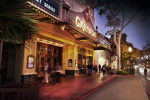 I Love 'State Street Santa Barbara', one of the GREAT Main Streets in America.