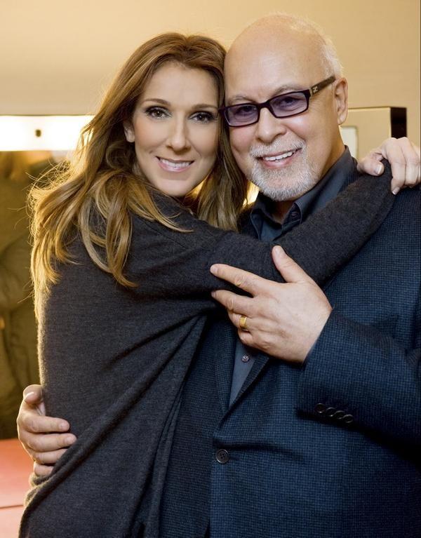 Celine Dion Important people