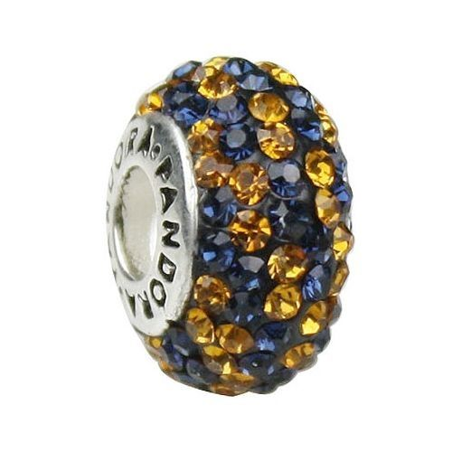 blue/gold pandora charm I need this one for UCLA.