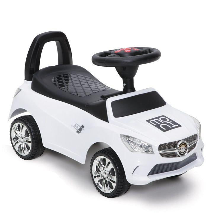 Der Spielzeugtester hat das Kinderauto, Rutschauto Go Ride C, Staufach, Kippschutz, Musik und Hupe, Lehne (Weiß) angeschaut und empfiehlt es hier im Shop. Ich versuche alle Produkte immer selbst zu testen. Aufgrund der Vielzahl der Artikel kann ich das leider nicht alles selber machen. Aber ich … – Spielzeugtester